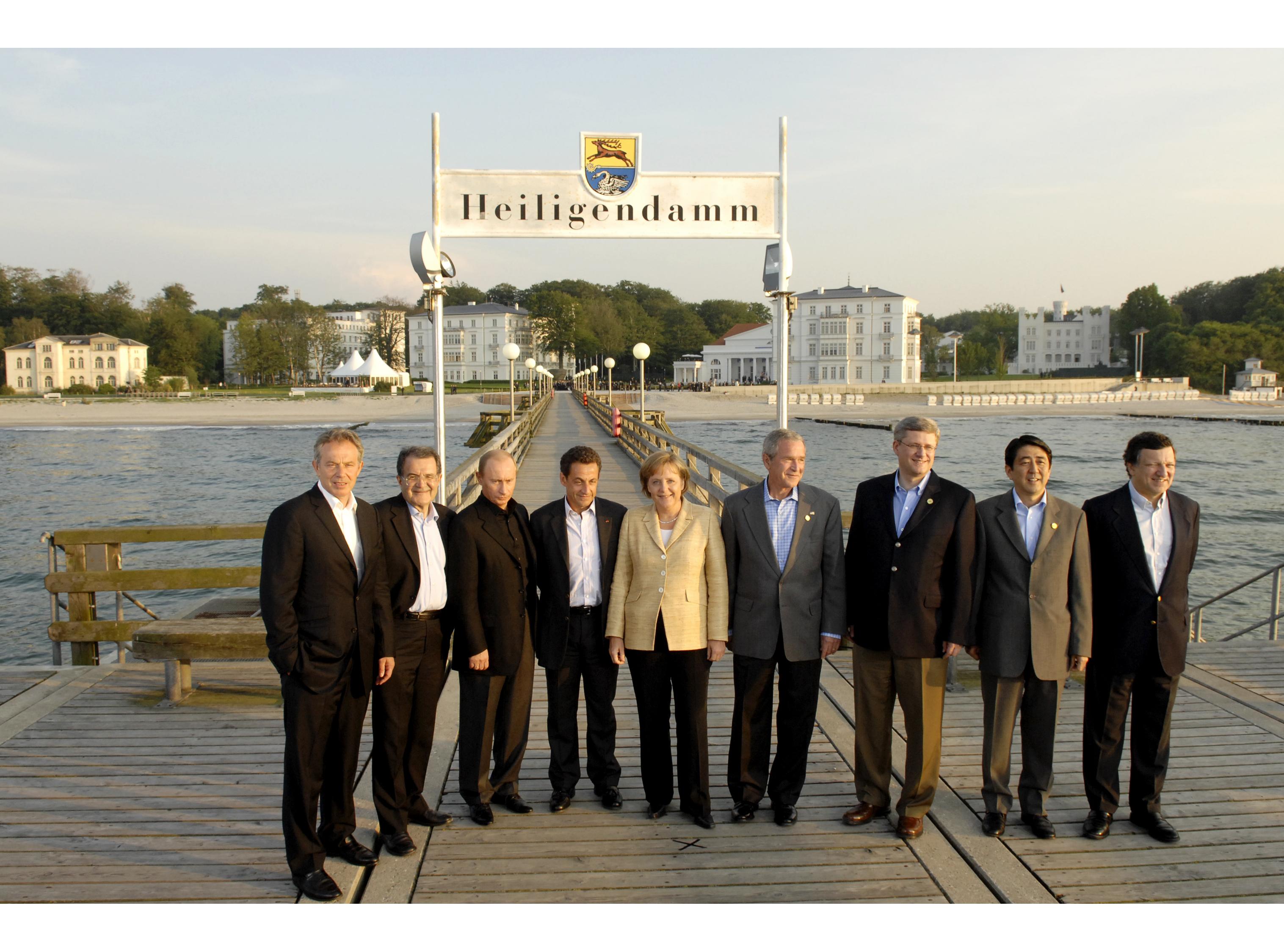 G7 Heiligendamm